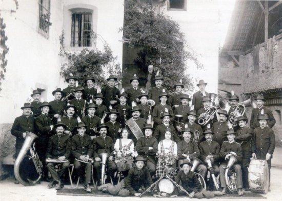 Bürgerkapelle, 1923